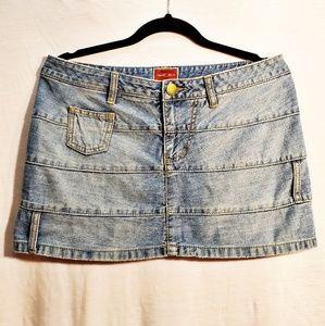 Tommy Hilfiger Tommy Jean's Premium Denim Skirt